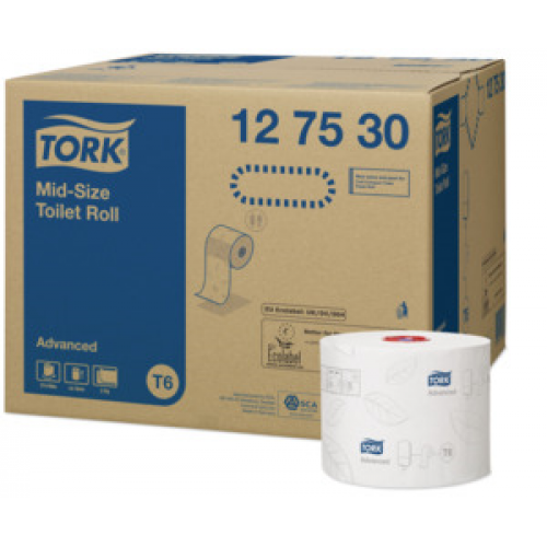 Papel Higiénico Compacto Tork Advanced